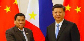 中菲元首會晤談及離岸博彩 菲財長指中國尊重菲國發牌主導權