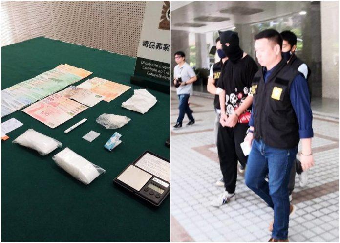 兩香港學生涉販可卡因予賭場夜場客斷正 揭染毒1年最細僅14歲
