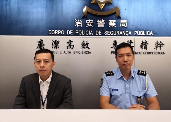 換錢黨詐騙內地夫婦4.5萬人幣 反應慢走得摩遭司警逮獲