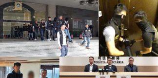澳珠警雙箭行動搗跨境貴利黨連主腦拘55人 6年賺至少7000萬