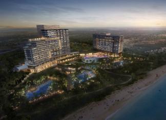 太陽城越南開發擁140賭枱會安南岸度假村 第一期明年首季開業
