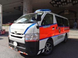 中年漢喜來登酒店墮樓伏屍8樓平台 司警證為賭場荷官死因待查