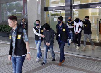 司警拘兩港漢販可卡因予賭場客 首揭販毒集團持續經大橋運毒