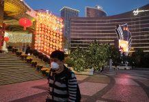 據報澳門政府向博企通知 要求勸拒湖北省旅客進入賭場