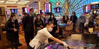 澳門賭場於2月20日零時重開 博監局要求博企重視風險穩定就業