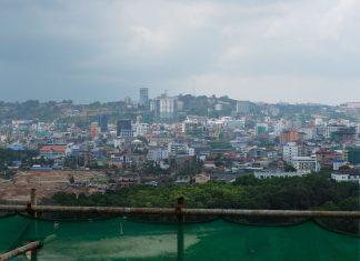 外媒指禁網博後屋租暴跌 柬國研西港重新定位打造第二個深圳