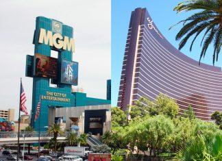 疫情襲美國 永利及美高梅母企關閉拉斯維加斯賭場