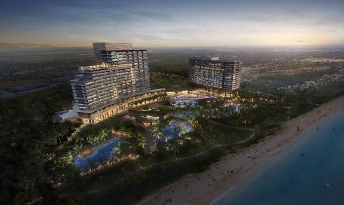 太陽城再加碼投資越南開賭項目 會安南岸度假村獲貸2.6億開發
