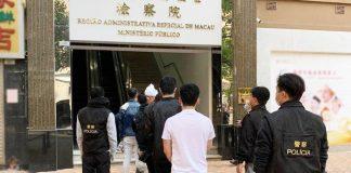 治安警破偷渡案拘六人蛇 揭賭廳男公關一條龍助租的士酒店