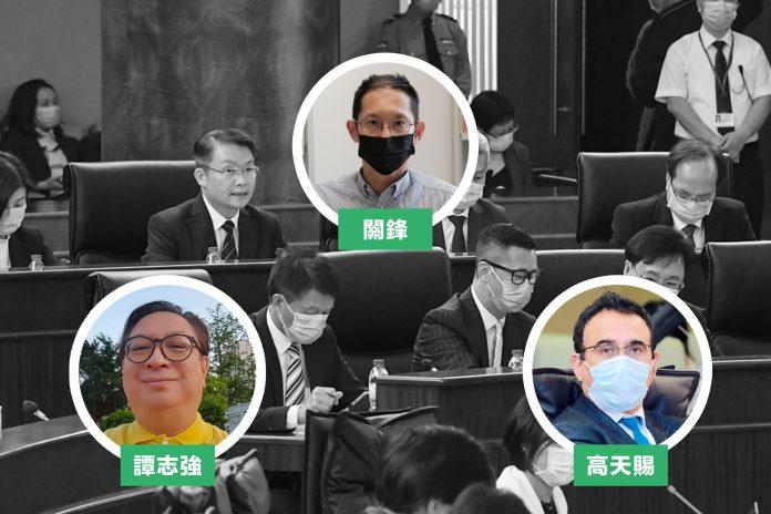 賭牌競投在即陳達夫突離博監局 專家議員指影響不大非決策關鍵
