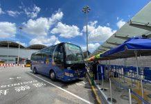 「開關」首10小時入境旅客千六人 關閘發財巴重開客少拍烏蠅