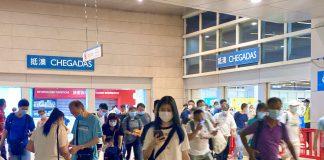 國慶將至憂內地客訪澳不慣戴口罩 當局加強宣傳信旅客會跟隨