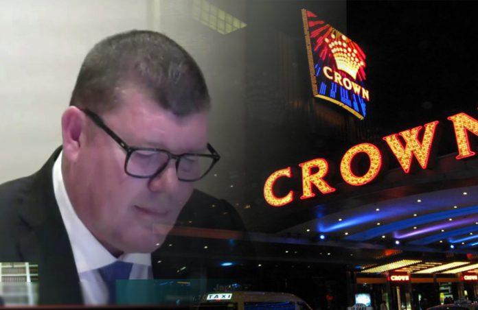 澳洲當局續查皇冠違規風波 前主席帕克認疏忽歸咎躁鬱症