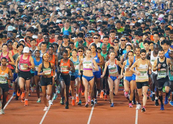 銀娛國際馬拉松萬二名額全爆滿 尚餘活力團體盃10.23截止報名