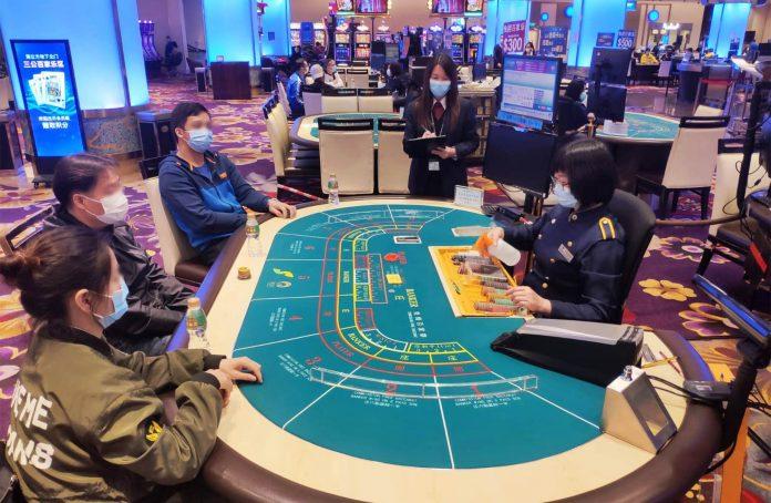 賭場高層暗倡放寛賭枱客人上限任圍觀?博監指防疫指引無變