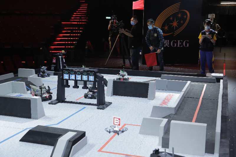 銀娛支持澳門青少年機械人大賽 坊眾和鏡平各奪初高級組冠軍