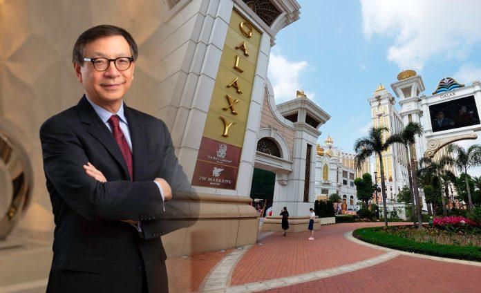 呂耀東蟬聯亞洲博彩界最具影響力領袖 明年銀娛續為澳門添新元素