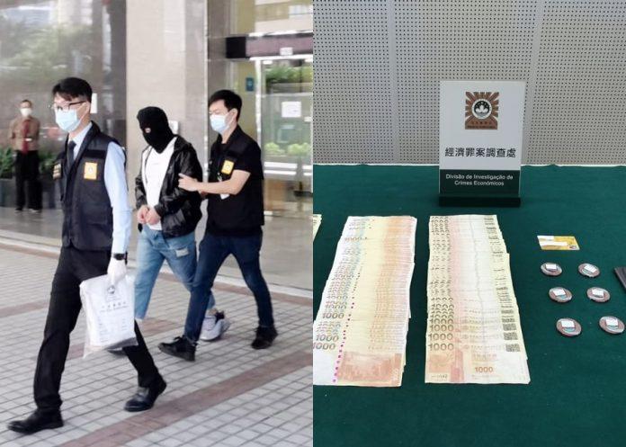 偽鈔換錢黨涉11案呃逾230萬人幣 骨幹成員入境遇截6同黨在逃