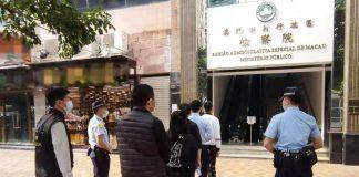 警冚氹仔非法旅館截獲六男女 揭爛賭偷渡客收月薪5千幫手打理