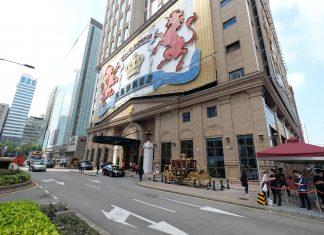 英皇娛樂酒店中期轉蝕1.4億 賭廳賭枱日均賭收不足6千