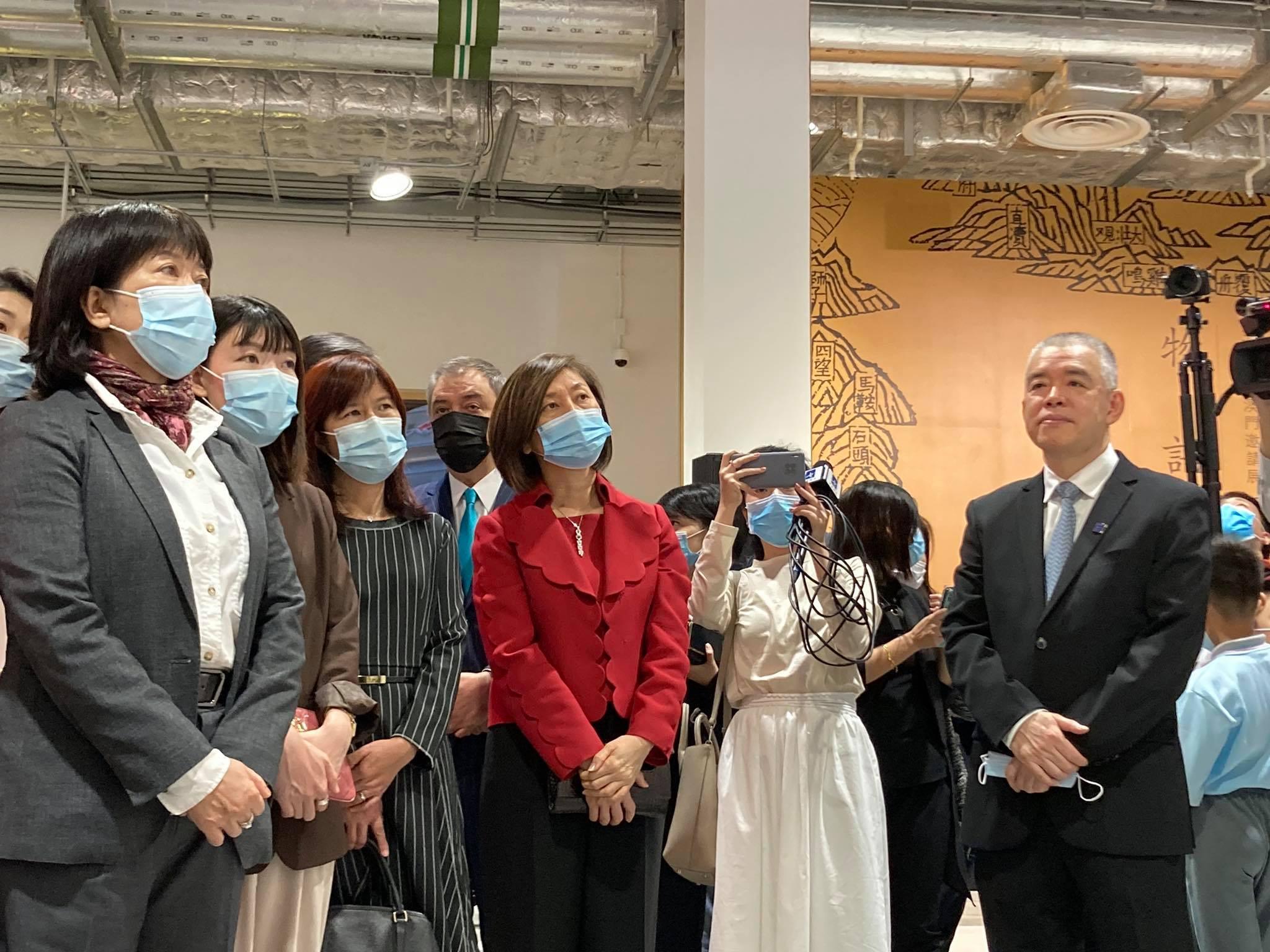 永利邀內地書法家黃象明舉行展覽 弘揚中華傳統文化