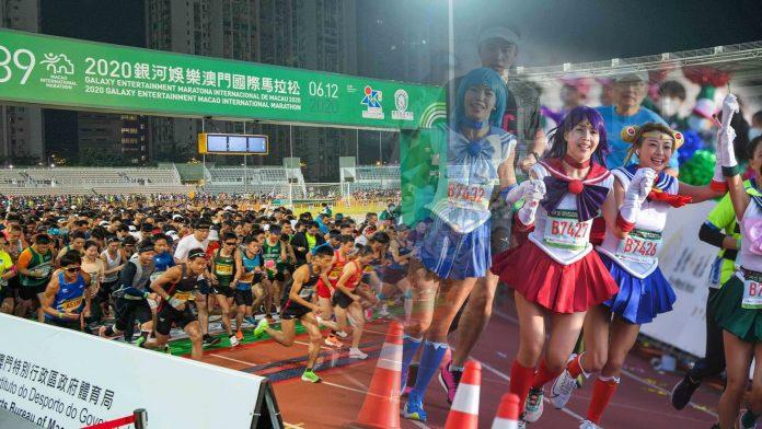 銀娛澳門國際馬拉松完滿落幕 萬二參賽者為疫下澳門打氣
