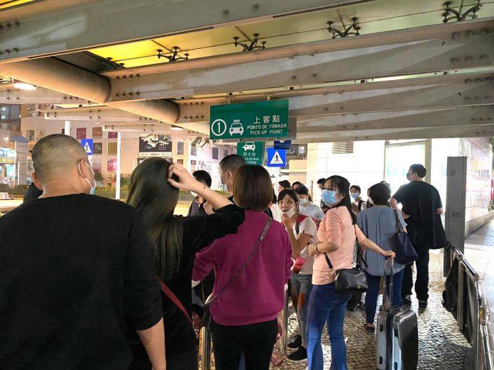 上月訪澳旅客近66萬按月增3.6% 2020全年僅589萬同比暴跌85%