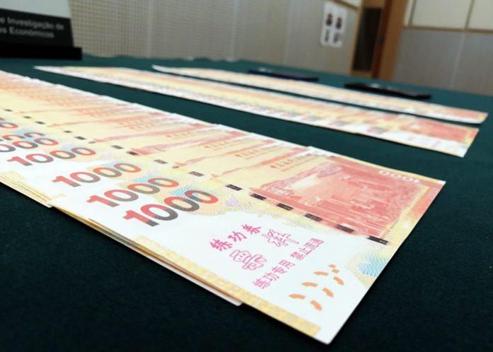 換錢黨用練功券黑兌騙32萬人幣穿煲被擒 揭未夠秤混入賭場搵食