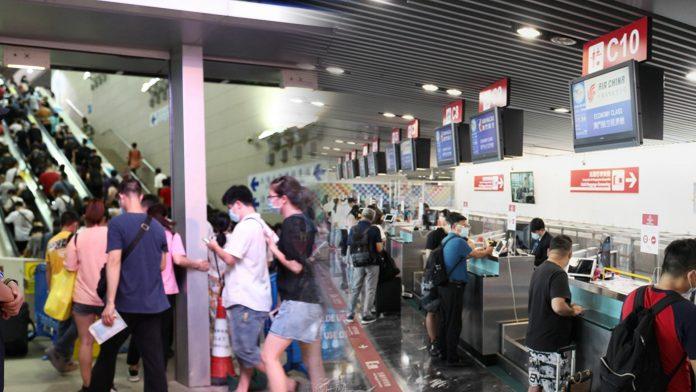 去年訪澳旅客591萬人次大跌85% 澳門機場客運量同比少近9成