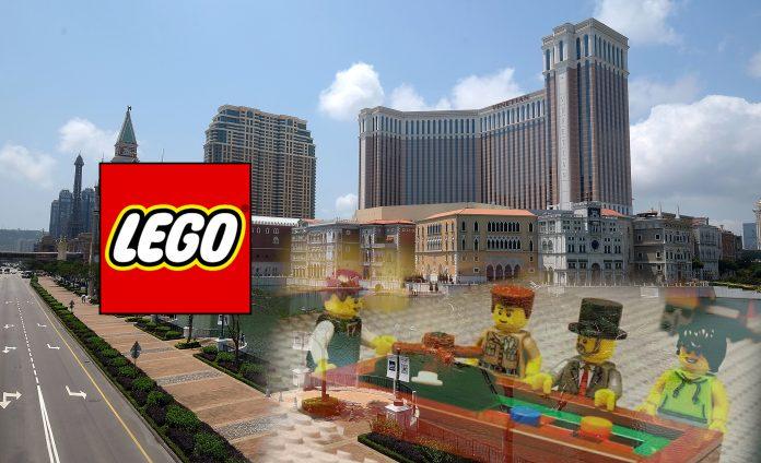 LEGO迷有福 澳門首間樂高認證專賣店擬進駐威尼斯人