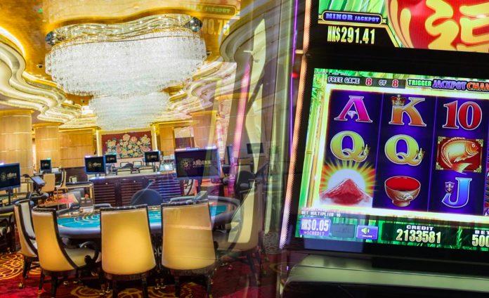 澳門貴賓廳去年第四季賭收按季升逾2倍 角子機數減近半