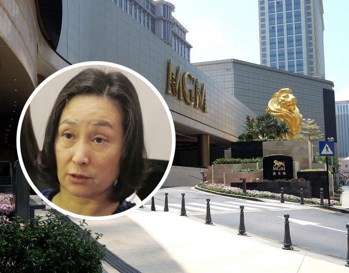何超瓊再沽母企美高梅國際套逾2.7億 持股降至1.66%