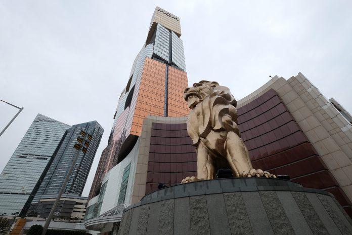 美高梅中國去年收益淨額減少77% 經調整EBITDA虧損13.72億元