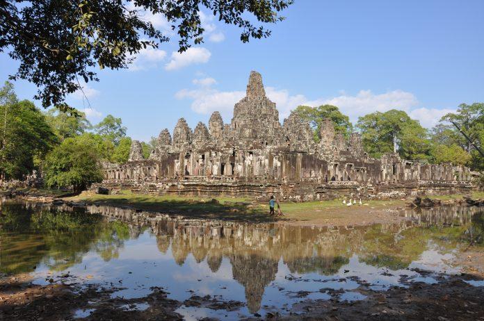 金界擬吳哥窟外圍打造度假村 外媒指柬國文化藝術部駁回計劃