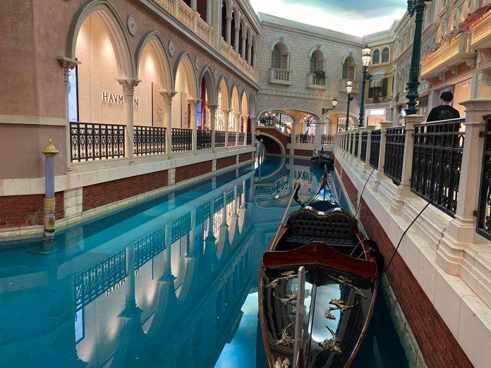 威尼斯人「貢多拉」被徵近2千萬旅遊稅 金沙上訴遭中院駁回