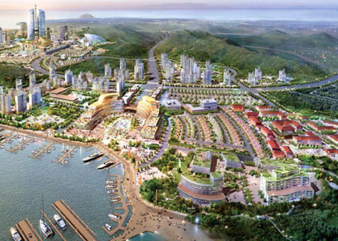 南韓永宗島博彩項目准延長1年完工 凱撒娛樂退出富力獨擔大旗