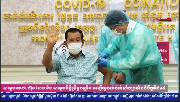 柬國確診媽媽生群組個案破400大關 洪森指示西港可封城防疫