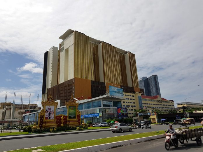 柬埔寨爆疫NagaWorld共11員工確診 金界主動暫停營業清潔
