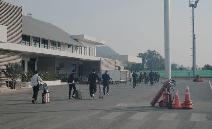 内地打击境外赌博往柬埔寨全机旅客遭劝返禁登机