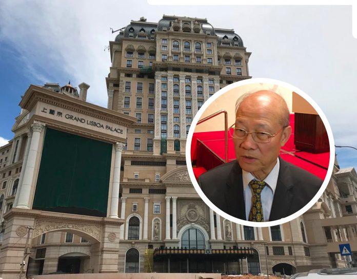 蘇樹輝指上葡京通過政府多項最終檢查 預期上半年開始營運