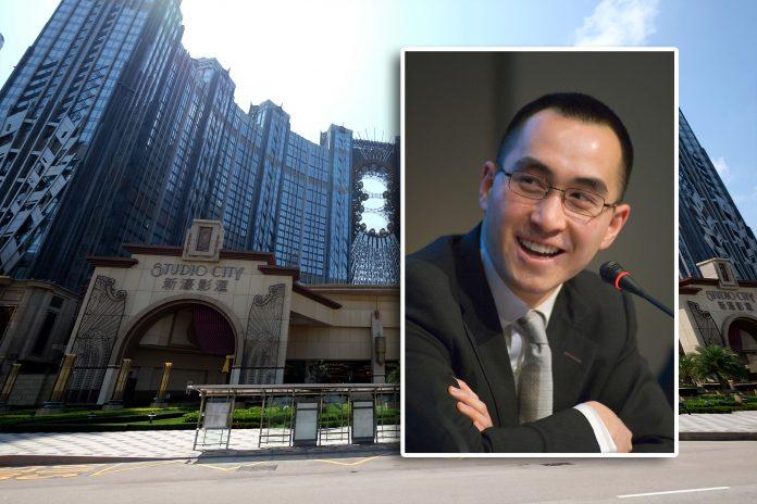 新濠博亞獎勵何猷龍貢獻授48.5萬股美國預託股份 市值千萬美元