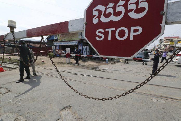 柬國疫情惡化單日新增近千確診 當局無視警告首都金邊周四解封