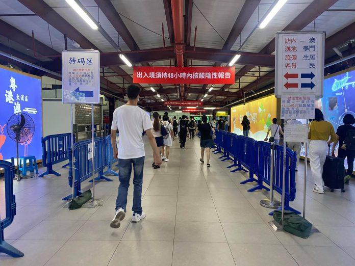 香港疫情趨緩 澳門衞生局指連續14天零本地確診可研通關