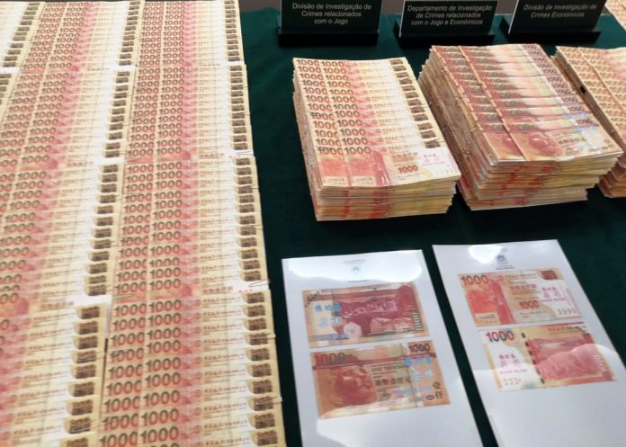 練功券詐騙冚不盡司警再拘兩換錢黨 三賭客失20萬人幣未賭先輸