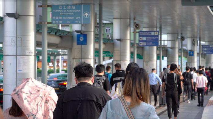 6月訪澳客52.9萬按月大跌四成 上半年旅客量近400萬人次