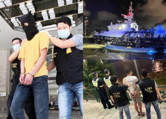 澳珠聯手破偷渡集團拘4人 揭人蛇豪花5.5萬人幣包船赴澳搏殺