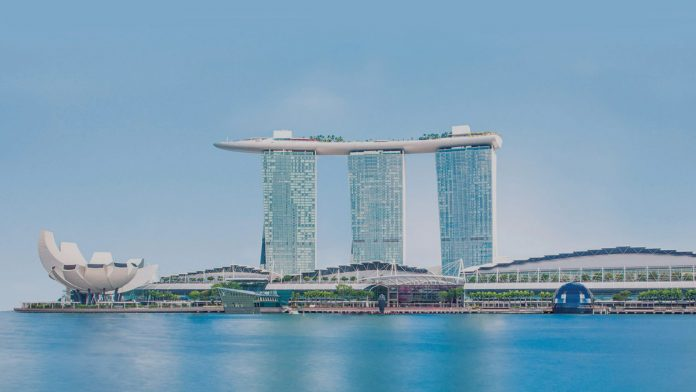 新加坡濱海灣金沙賭場重開 集團9成員工已打新冠疫苗