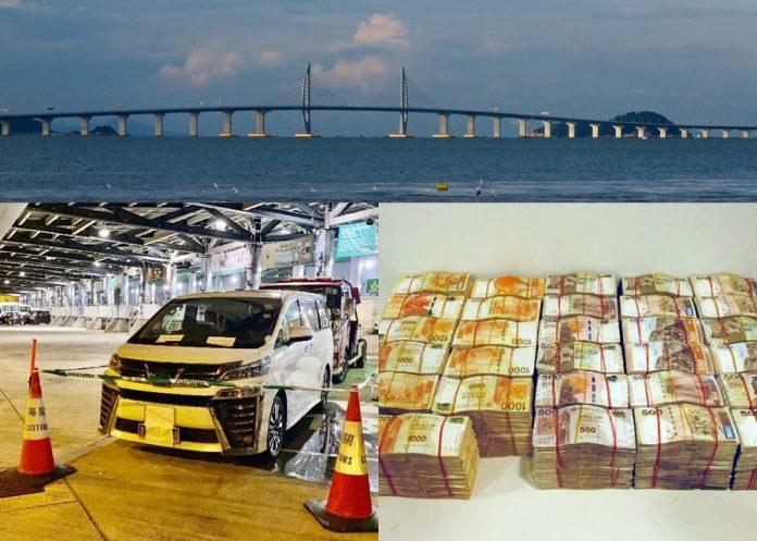 香港海關破跨境司機助洗黑錢案拘五漢 億七現金疑流入澳門賭場