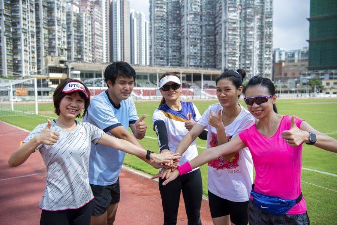 銀娛與澳門特奧合辦馬拉松陪跑計劃 積極支持參與共融體育活動